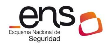 Logo Esquema Nacional de Seguridad